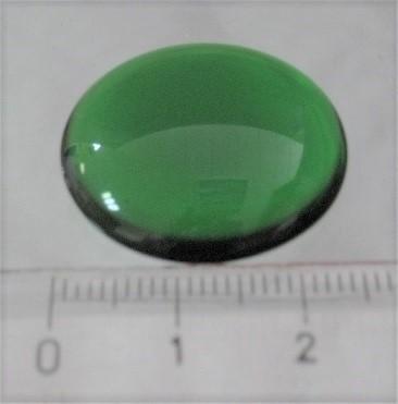 marmoriert 100 g grün Glasnuggets