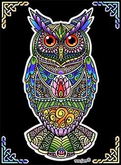 Ausmalbilder Zeichnungen Aus Samt Mandala Eule Bilder Zum Ausmalen