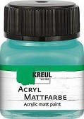 Acryl Mattfarbe make up hautfarbe, 20 ml Glas