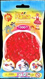 Basteln & Kreativität Hautfarbe 1000 Perlen Ordentlich Hama Bügelperlen Midi